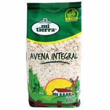 Avena Integral Mi Tierra Sin Gluten Bolsa 400G