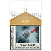 Cigarros Marlboro Gold Original Caja 20Un