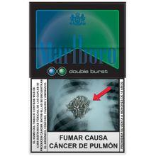 Cigarros Marlboro Blue Ice Mint Caja 20Un