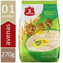 Quinua Avena Premium 3 Ositos Bolsa 270G