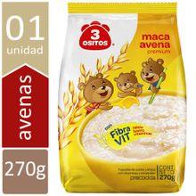 Maca Avena Premium 3 Ositos Bolsa 270G