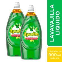 lavavajilla-liquido-ayudin-limon-botella-900ml-2un