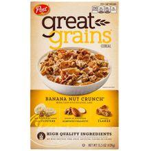 Cereal Post Banana Crunch Caja 439G