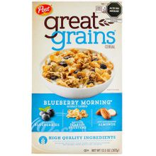 Cereal Post Blueberry Morning Caja 382G
