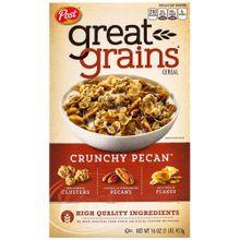Cereal Post Granos Con Pecanas Caja 453G