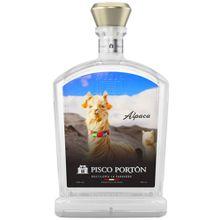 Pisco Portón Acholado Botella 750Ml