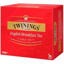 Té Negro Twinings Breakfast Caja 50Un