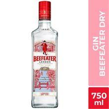 Gin Beefeater London Botella 750Ml