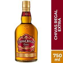 Whisky Chivas Regal Extra Botella 750Ml