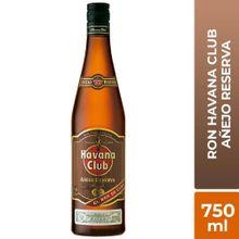Ron Havana Club Añejo Reserva Botella 750Ml