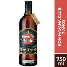 Ron Havana Club Añejo 7 Años Botella 750Ml
