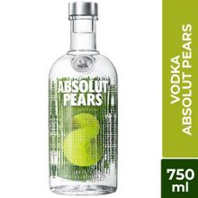 Vodka Absolut Pears Botella 750Ml