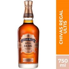 Whisky Chivas Regal Ultis Botella 750Ml