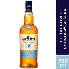 Whisky The Glenlivet Reserve Botella 750Ml