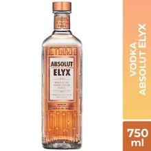 Vodka Absolut Elyx Botella 750Ml
