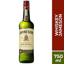 Whisky Jameson Irish Botella 750Ml