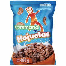 Hojuelas De Chocolate Ummana Bolsa 480G