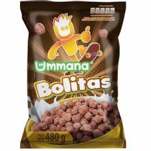Bolitas De Chocolate Ummana Bolsa 480G