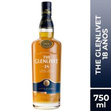 Whisky The Glenlivet 18 Años Botella 750Ml
