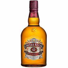 Whisky Chivas Regal 12 Años Botella 1L
