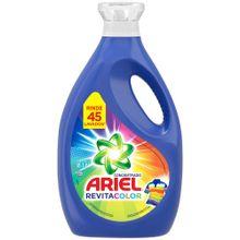 Detergente Líquido Ariel Revitacolor Para Ropa...