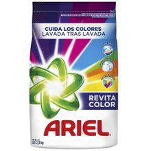 Detergente En Polvo Ariel Revitacolor Para Rop...