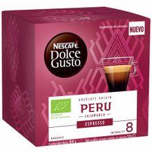 Cápsulas De Café Nescafé Dolce Gusto Espresso ...
