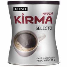 Café Instantáneo Kirma Selecto Lata 50G