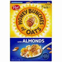 Cereal Post Honey Bunches Maíz Con Miel Y Aven...