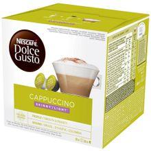 Café Nescafé Dolce Gusto Capuccino Skiny Caja ...