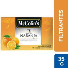 Té Mc Colin'S Naranja Caja 25Un