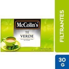 Té Verde Mc Colin'S Caja 25Un