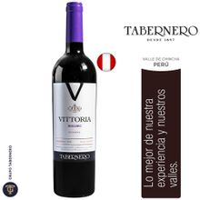 Vino Tabernero Tinto Vittoria Reserva Malbec B...