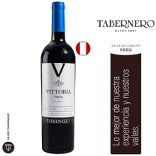 Vino Tabernero Vittoria Reserva Syrah Botella ...