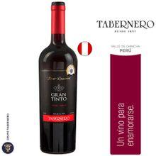Vino Gran Tinto Malbec Merlot Reserva Botella ...