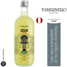 Pisco Sour Tabernero Limón Botella 700Ml