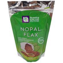 Infusiones Nuestra Salud Nopal Flax Paquete 45...