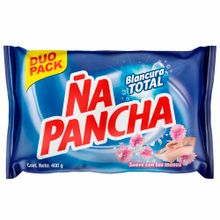 Jabón Para Ropa Ña Pancha Blancura Total Paque...