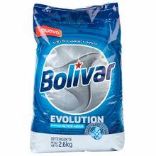 Detergente En Polvo Bolívar Evolution Bolsa 2....