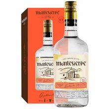 Pisco Montesierpe Puro Quebranta Botella 700Ml