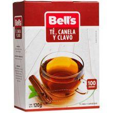 Té Canela Y Clavo Bell'S Caja 100Un