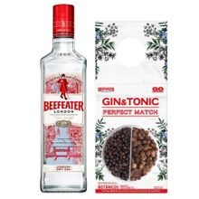 Pack Beefeater Gin London Botella 750Ml + Comp...