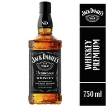 Whisky Jack Daniel'S Old N°7 Botella 750Ml