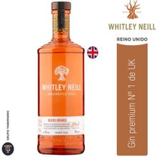 Gin Whitley Neill Blood Orange Botella 750Ml