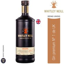 Gin Whitley Neill Handcrafted Botella 700Ml