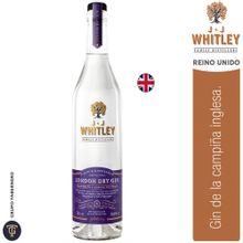 Gin J.J Whitley London Dry Botella 700Ml