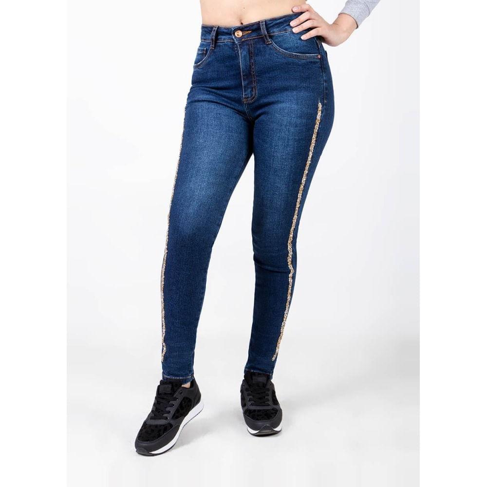 Jeans Squeeze Barhy Tobillero Supermercado