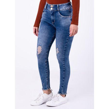 Jeans Pionier Yvanna 1 Tobillero Supermercado
