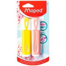 resaltador-maped-colores-pastel-blister-2un