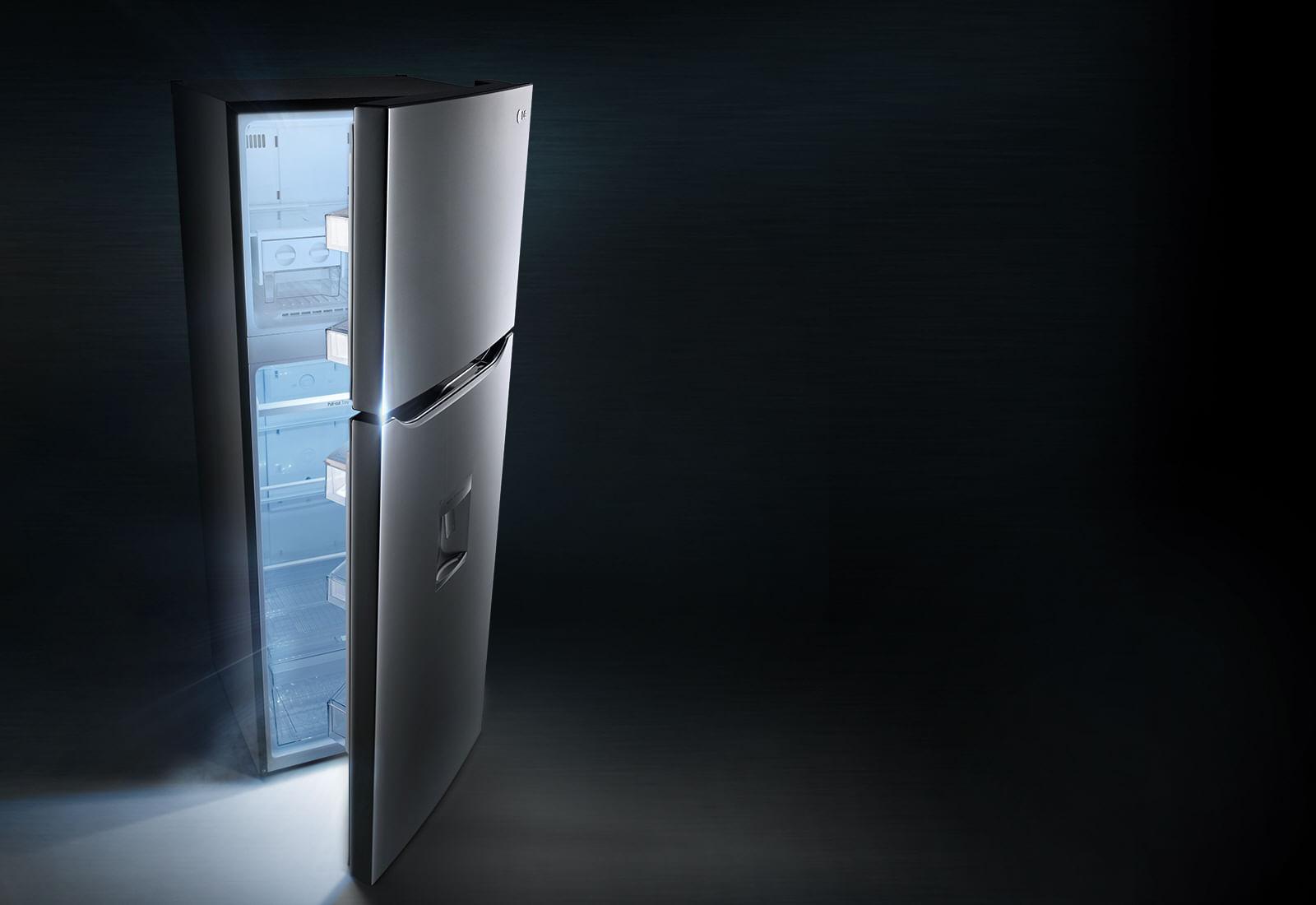 Iluminación Refrigeradora LG